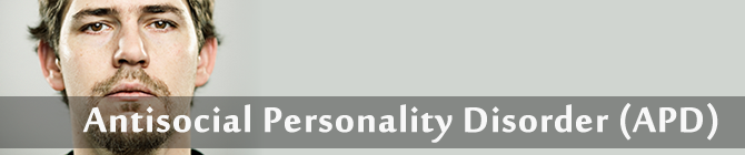 the description of the antisocial personality disorder apd